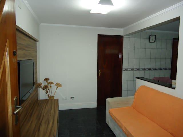 apartamento há 5 minutos do estádio - São Paulo - Wohnung