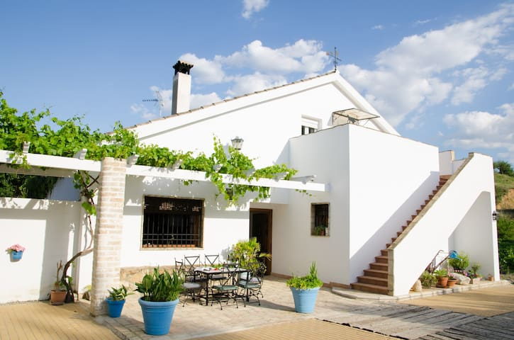 Casa a 15 minutos de Córdoba(WIFFI)