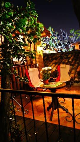 Eco Hostal La Casa del Jardin - Tuxtla Gutiérrez - Bed & Breakfast