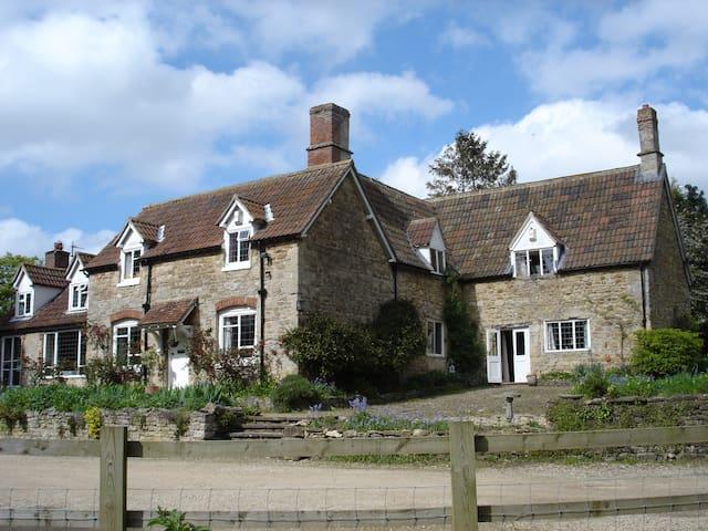 Oxford Farmhouse  - Oxford - Bed & Breakfast