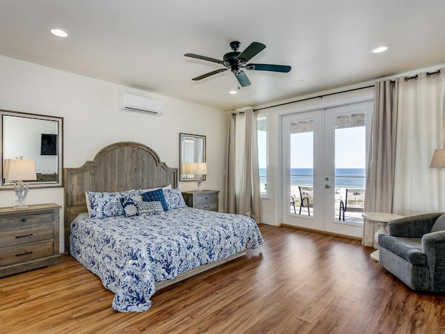 Caribe West A - Master Bedroom - King, Second Floor