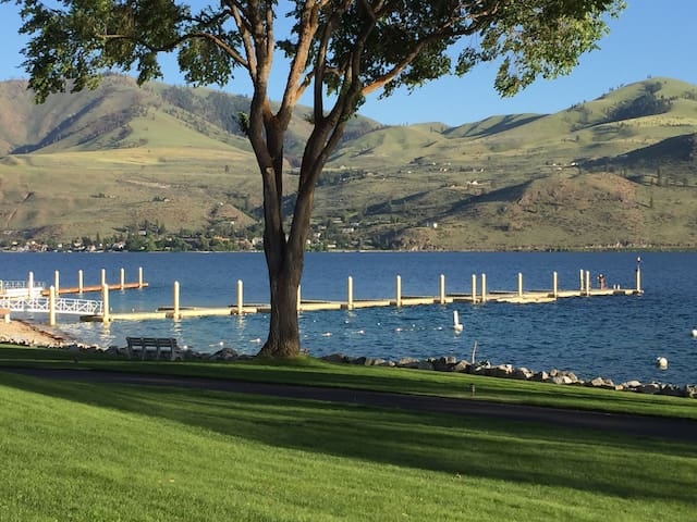 Waterfront Condo at The Shores - Chelan - Appartement