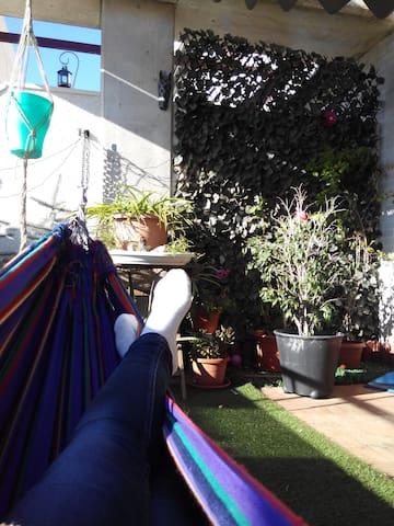 Tranquilidad a un paso de Murcia - Múrcia