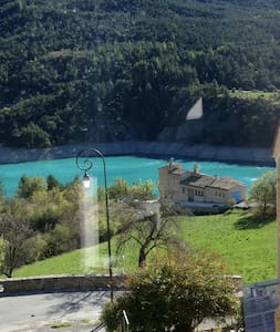 Proche lac et nature, maison cosy ! - Saint-Julien-du-Verdon - House