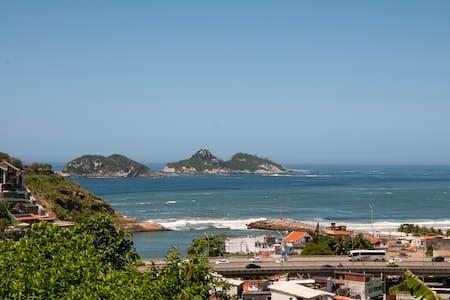 Gaestehaus in Joatinga/Casa de Hóspedes Joatinga - Rio - Casa