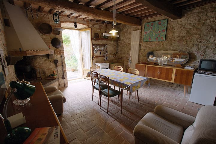 "Holiday House ""La Ceppaia"" - Rustic - Colle di Val d'Elsa - Flat"