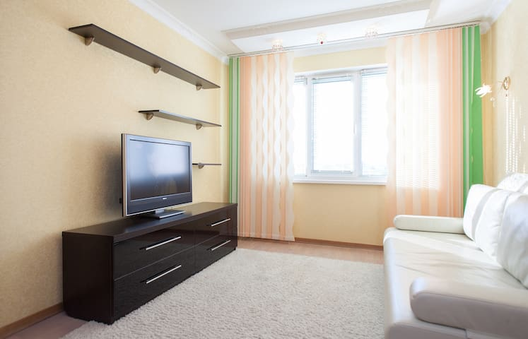 Molnar apartments pr. Nezavisimosti 131-1 - Minsk - Apartment