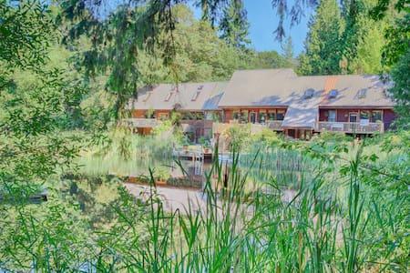 Harbor Creek Lodge - Gig Harbor - Dům