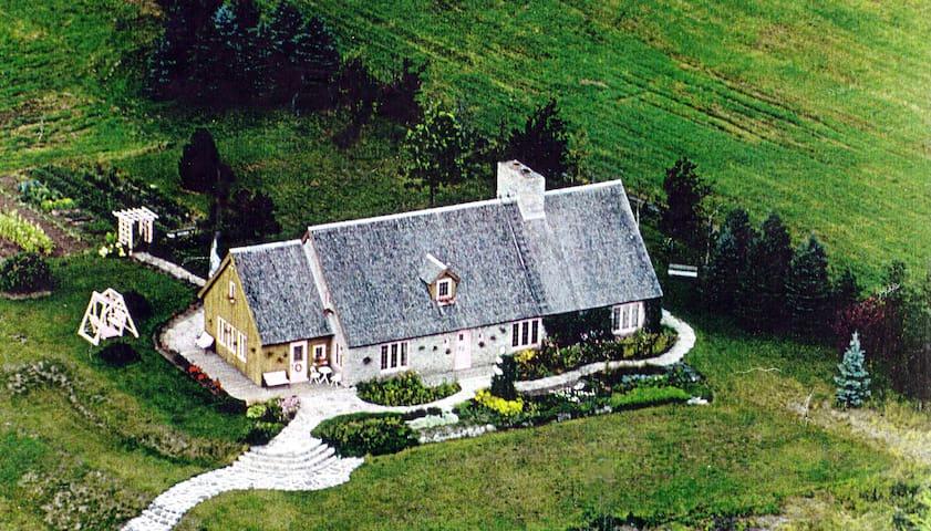 B&B Bras de Morphée- Ile d'Orléans near Old Quebec