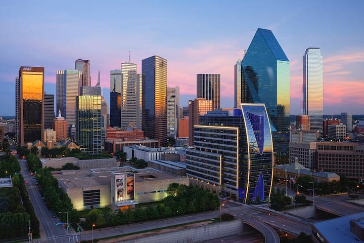 Upscale Urban Stylish Apartment Downtown Dallas Flats For Rent In Dallas T