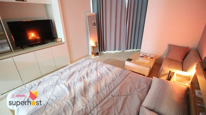 ★Ocean View DS Cozy House - Near Busan KTX #1★