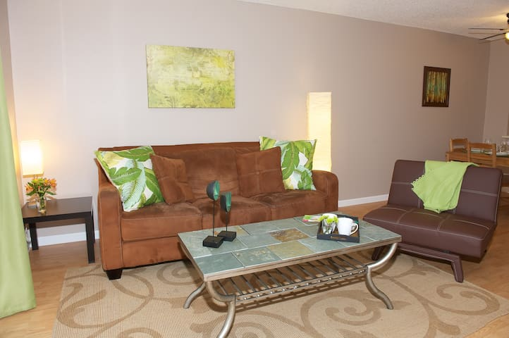 Modern apartment in Fort Lauderdale - Sunrise - Daire