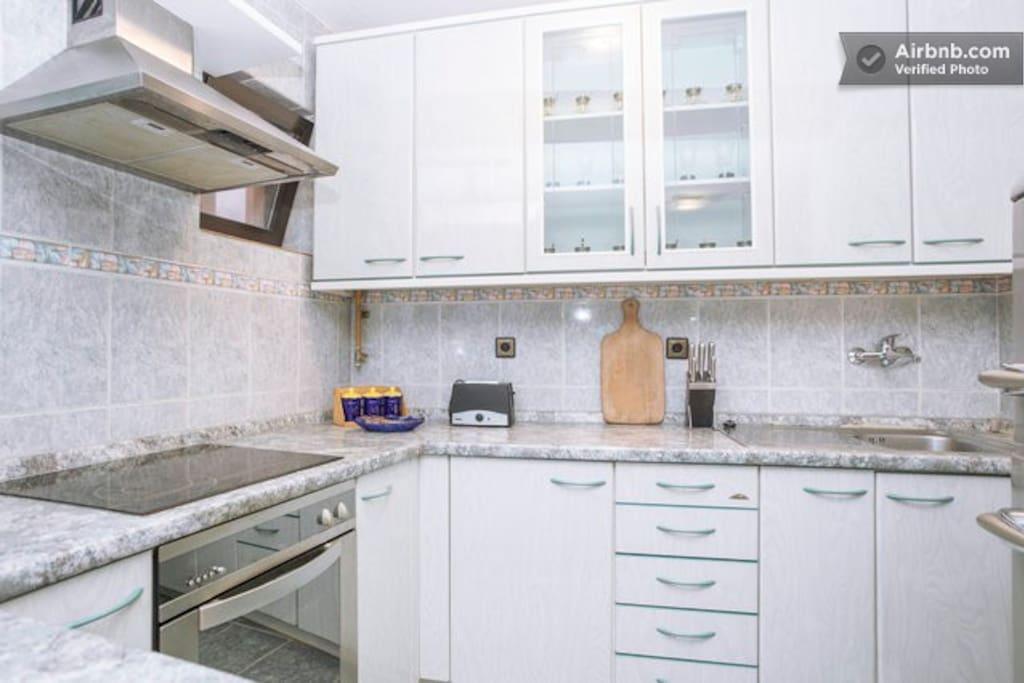 Apartment no.3-Kitchen