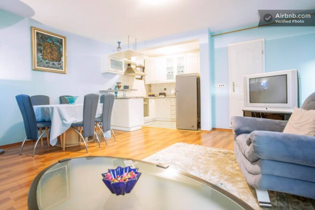 Apartment no3-living room