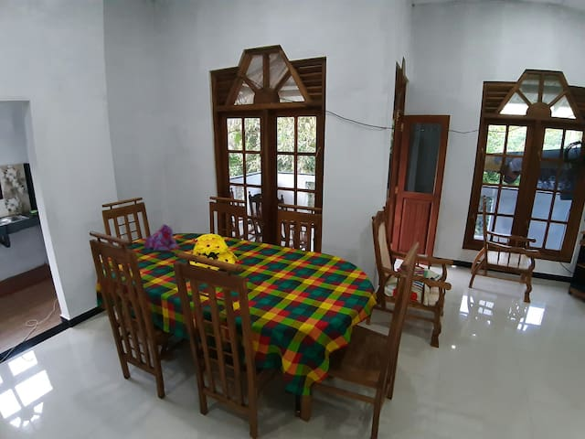 Sun Villa Apartment - A quiet rest in the jungle
