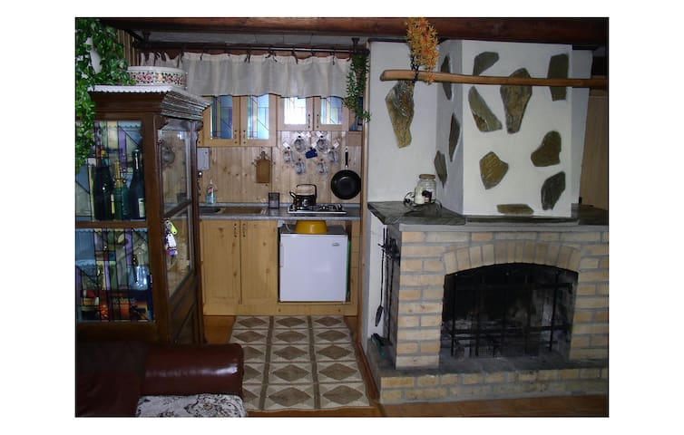 Holiday cottage with 2 bedrooms on 70m² in Benecko