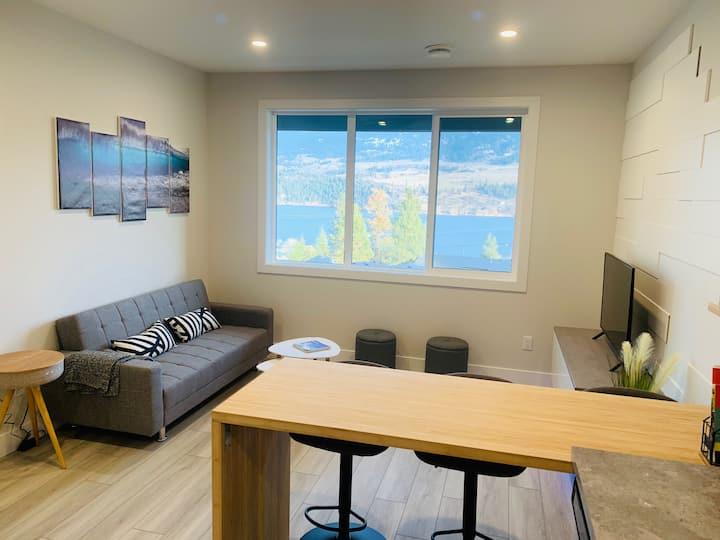 Lake view beach theme apartment