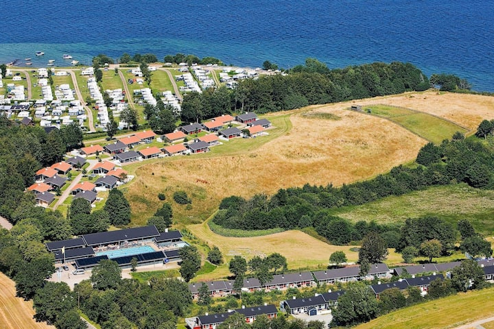 7 person holiday home on a holiday park in Aabenraa