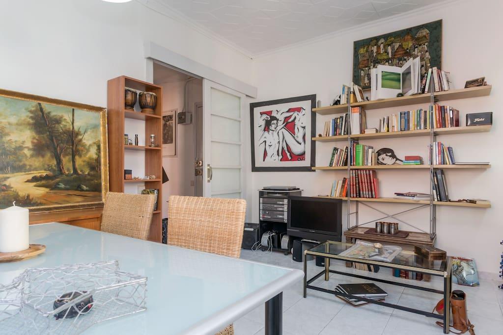 Graziosa casa in sagrada familia appartamenti in affitto for Appartamenti barcellona affitto annuale
