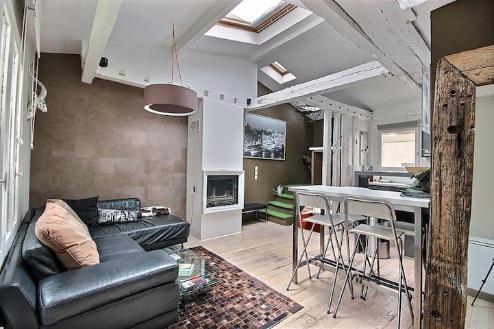 Appartement Rue St Honoré - Paris - Apartment
