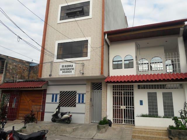PORTO APARTAMENTOS, IQUITOS-PUNCHANA (301)