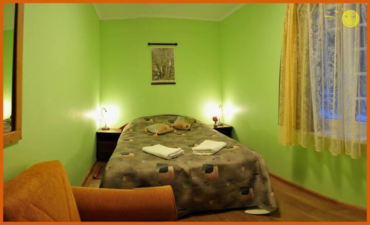 Two-room apartment near Riga
