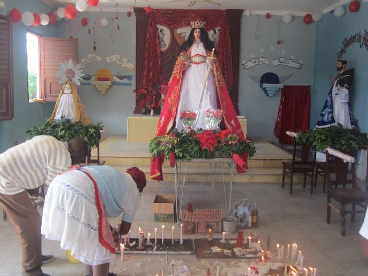 Templo Santa barbara