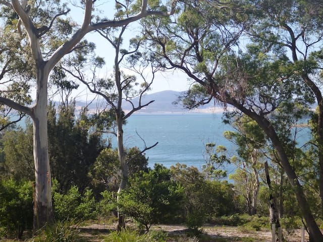 Sea views over King George Sound-Magical Murdunna! - Murdunna - House