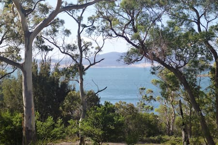 Sea views over King George Sound-Magical Murdunna! - Murdunna - Dom