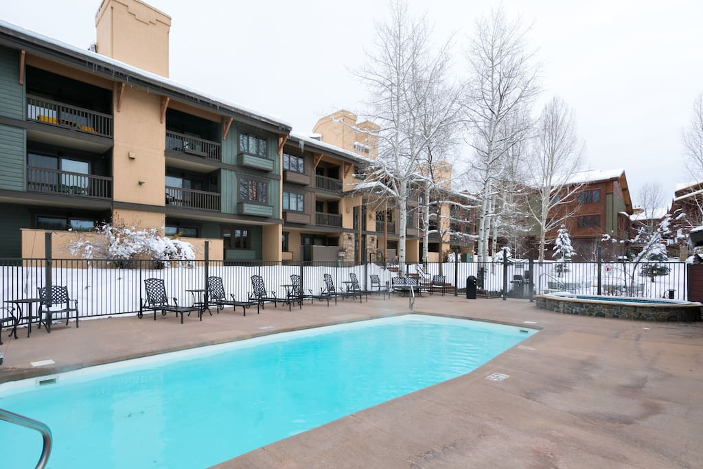 The Phoenix also offers an on-site pool and hot tubs  as well as fitness equipment