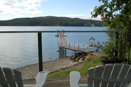 Private Oceanfront Cottage  - Sooke