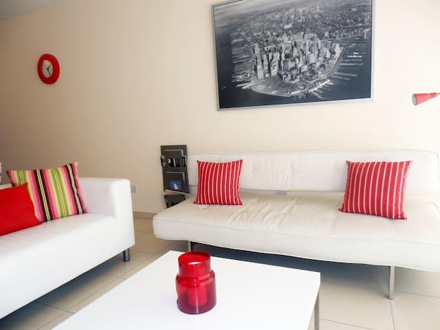 2b King Richard Center Apt - Limassol - Flat