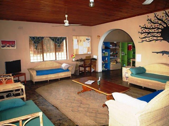Friendly Gecko Malawi - Salima - Guesthouse