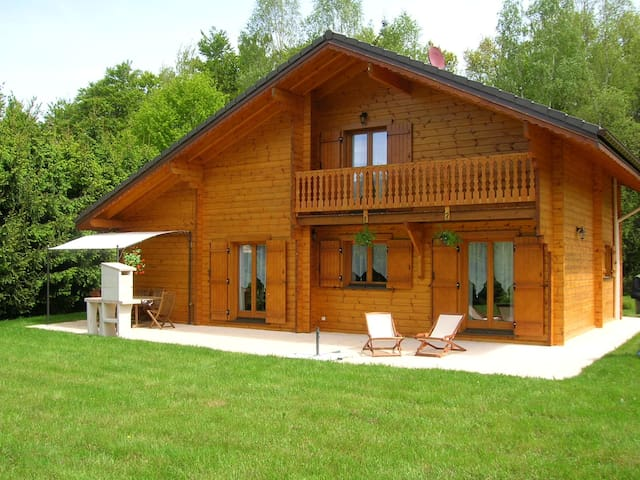 Chalet in the heart of the Vosges - Saint-Nabord - Dağ Evi