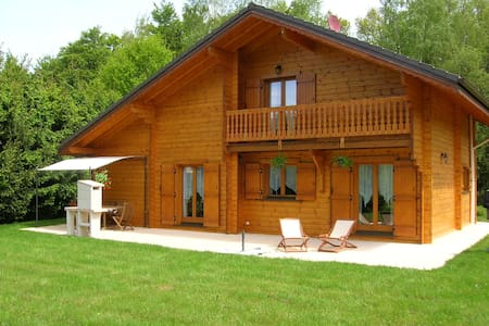 Chalet in the heart of the Vosges - Saint-Nabord - Bungalo