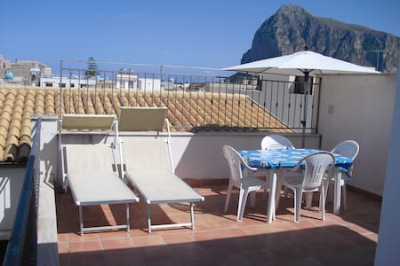 Romantic and panoramic studio - San Vito Lo Capo - Flat