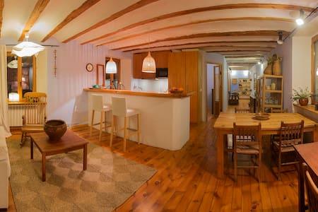 Casa Mingot: Alojamiento Alto 4 plazas S.XVI - Anciles