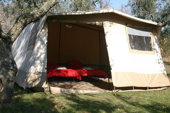 Tent with beds for 2 - Faia - 帳篷
