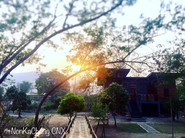 NonKaChang HomeStay The best homestay in KuedChang