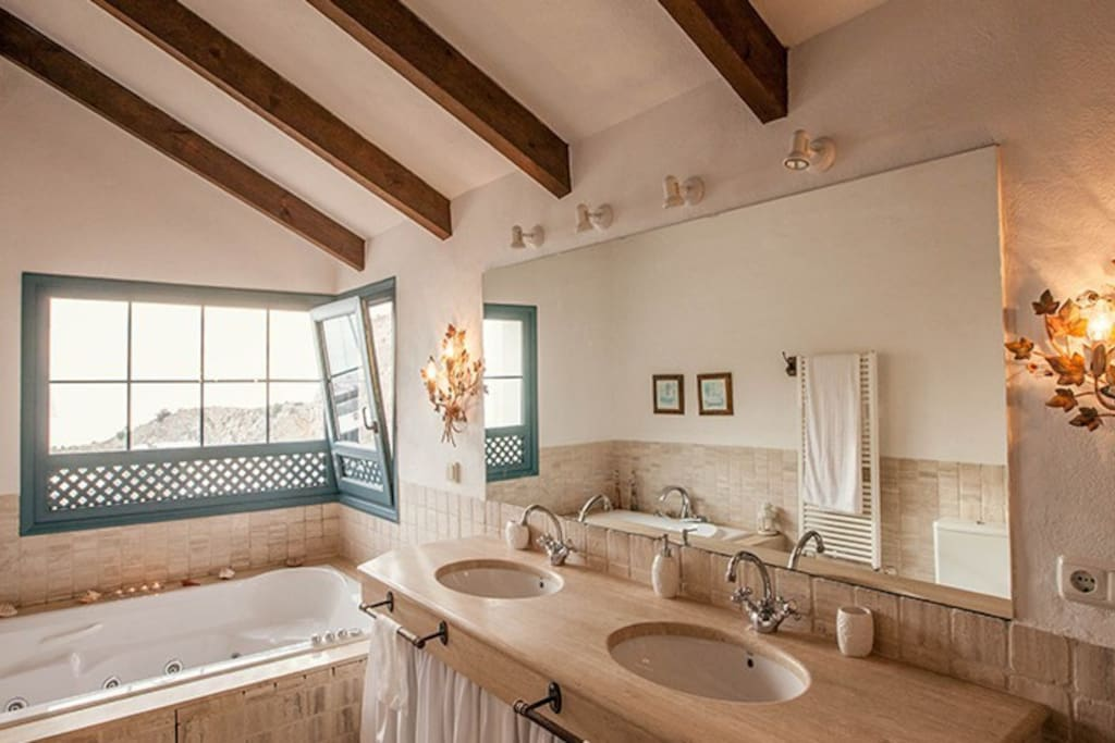 Baño King Romance