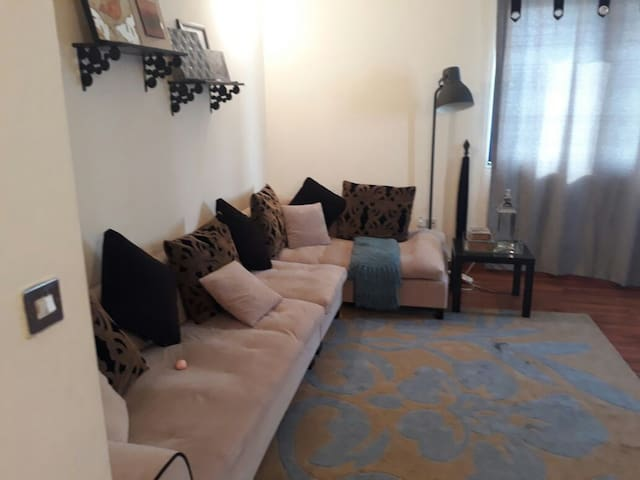 Separate furnished room available on corniche.