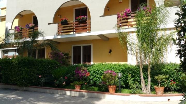 villa xenia /  il terrazzo