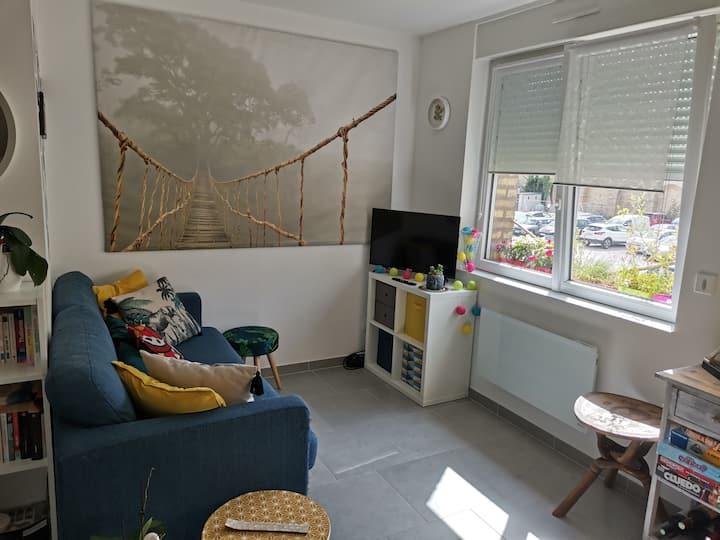 Appartement en duplex centre ville Gravelines