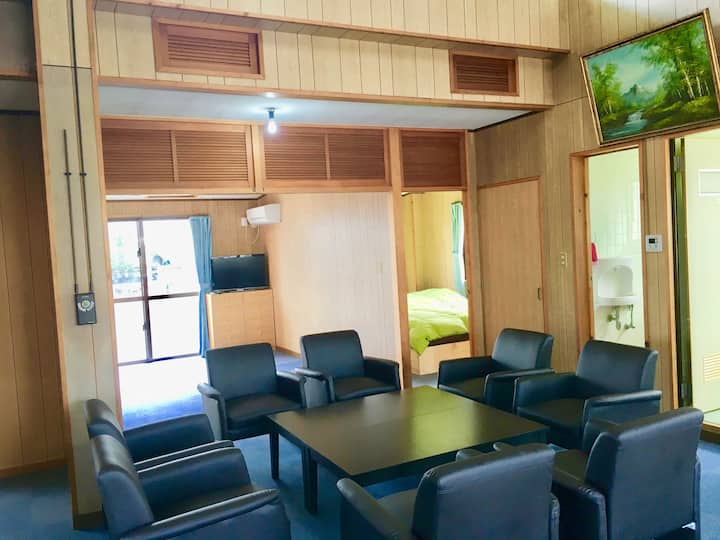 Center of Okinawa Guest House AGEDA Room.D