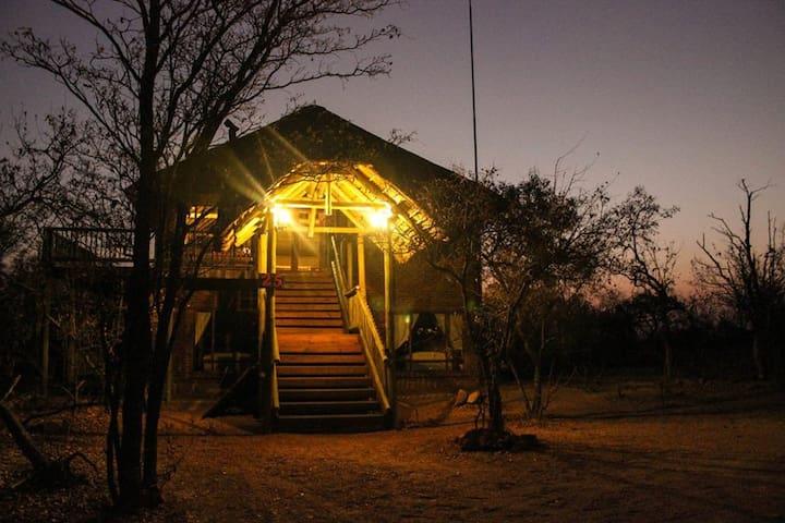 Porcupine Ridge Bush Lodge