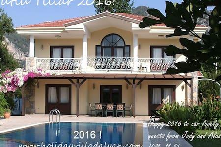 Villa Meliha - Dalyan Belediyesi - Villa