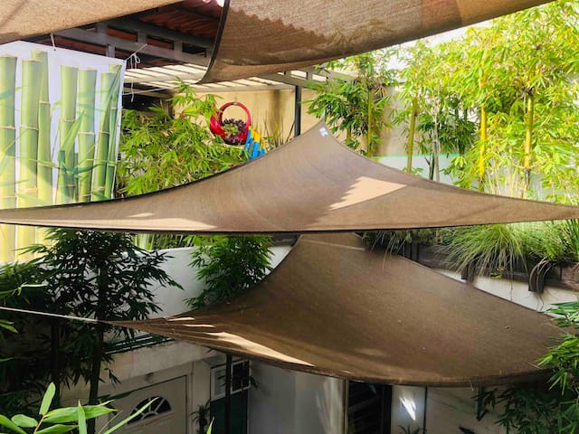 Habitación ambiente japonés Centro Historico Pue
