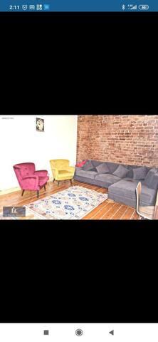 Fully Furnished 3 bedroom+livi room Flat in Merter