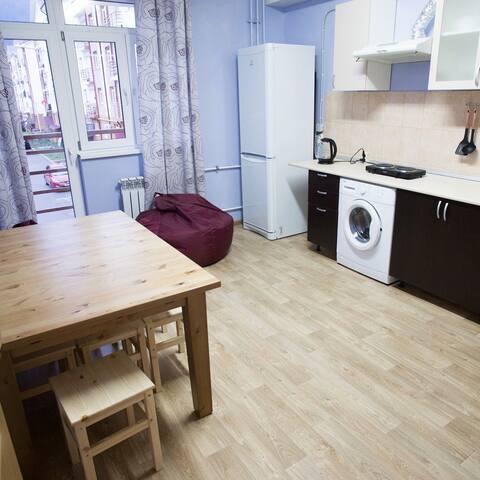 Уютный хостел на 8 человек