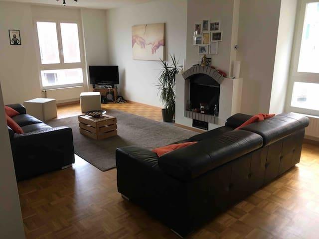 Grand appartement de 80 m2 au cœur du Lavaux